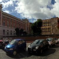 Luca Josi. Piazza del Parlamento, Roma