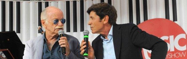 """Gino Paoli intervistato da Morandi: """"M5S? Non caschino nella trappola del potere"""""""