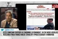 FattoTv, riguarda il commento del direttore Padellaro alla sentenza Ruby