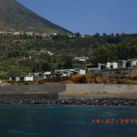 Salvatore Saglimbeni. Salina (isole Eolie), frazione Rinella comune di Leni