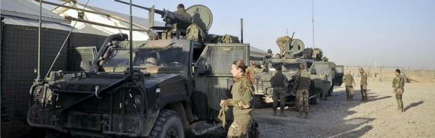 Afghanistan, attacco contro i militari italiani: un morto e almeno tre feriti