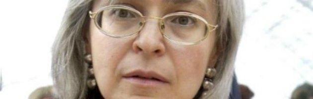 """Milano, giardino per Anna Politkovskaja. """"In Russia cronisti comprati o uccisi"""""""