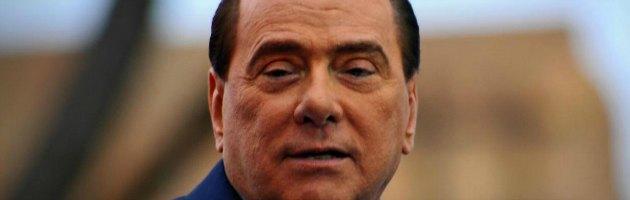 """Berlusconi: """"Io nemico della Ue? Falso. Fedeltà al governo Letta"""""""