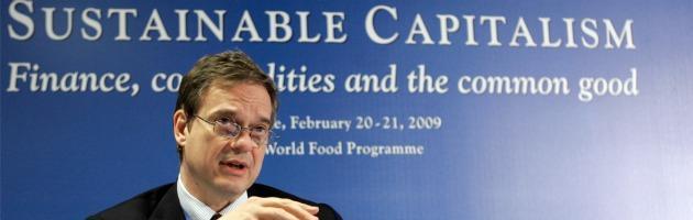"""Banche, Bini Smaghi: """"Il sistema creditizio ha bisogno di capitale pubblico"""""""