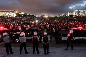 Brasile, proteste in tutto il paese contro il governo