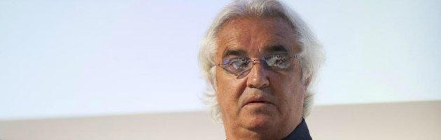 """Briatore: """"Cicchitto, Alfano e Gasparri? Smidollati che attaccano la Santanché"""""""
