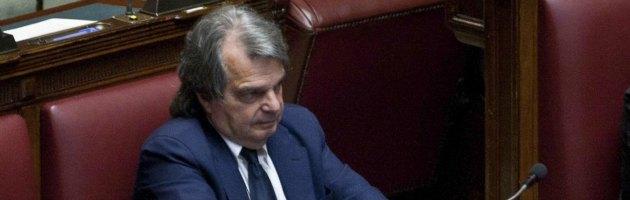 """Governo, Brunetta: """"Noi e Pd quasi stessi voti, ma loro doppio dei ministri"""""""