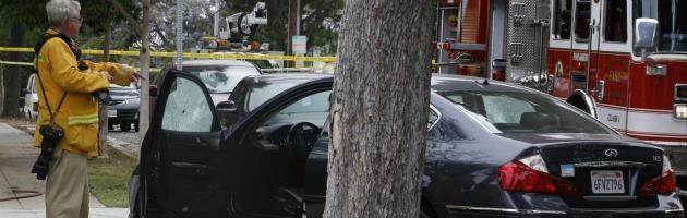 California, sparatoria in strada. Almeno cinque vittime compreso il killer