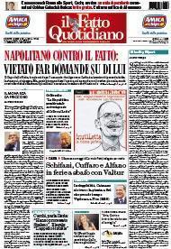 Il Fatto Quotidiano - Prima Pagina