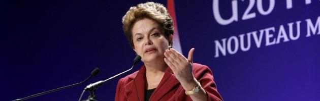 Brasile, la promessa di Dilma: 6 milioni di stranieri per migliorare sanità e tecnologia