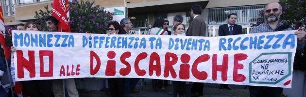Rifiuti, la seconda discarica del Lazio sui terreni dell'imprenditore inquisito