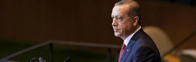 """Scontri Turchia, Erdogan: """"Non riconosco il Parlamento europeo"""". Fermati 7 reporter"""