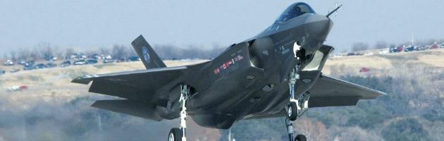 Aerei Da Caccia Ultima Generazione : F il piano della difesa per i aerei ognuno costa