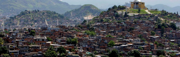 Favelas - Rio de Janeiro