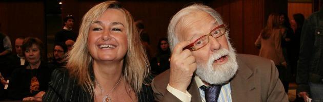 """Morena Funari contro Minoli: """"In Rai infangata la memoria di mio marito"""""""