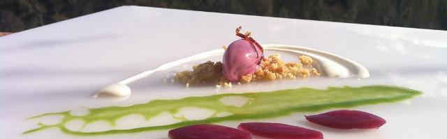 """Il """"Gelato al piatto"""", esperimento di alta gastronomia"""