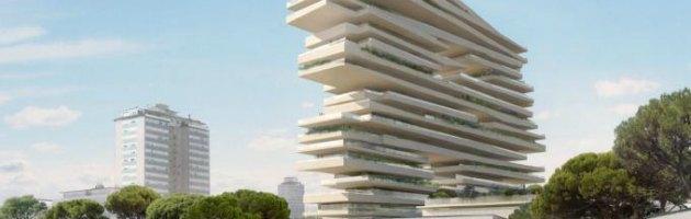 Milano Marittima, nel 2014 il nuovo grattacielo targato Pd in riva al mare