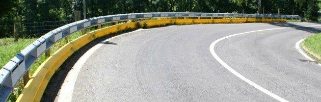 Guard rail salva-motociclisti, la risoluzione M5S mette tutti d'accordo