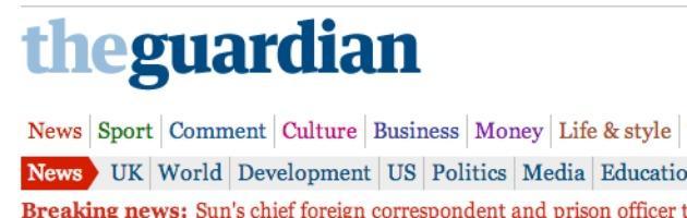 """Datagate, Guardian: """"La Difesa britannica ha tentato di censurare i media"""""""