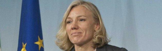 "Josefa Idem commenta le dimissioni da ministro: ""Una batosta terribile"""