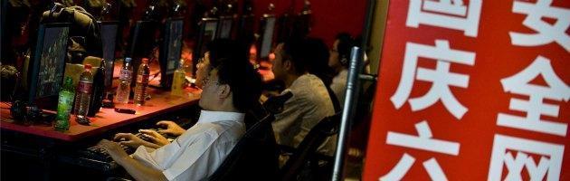 """Cina, nuove regole per la censura online: """"Galera per chi condivide falsità"""""""