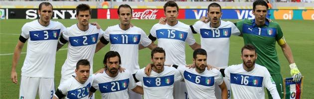 Confederations Cup 2013 - Italia