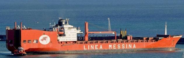 Genova, avaria della Jolly Verde gemella del cargo che abbattè torre piloti