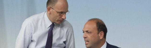 """Kazakistan, Letta: """"Alfano è estraneo"""". Renzi: """"Il Pd pensa alla poltrona?"""""""