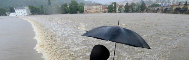 Maltempo, inondazioni in Europa Centrale. Tre morti a Praga