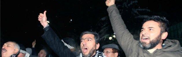 Manifestanti Ankara