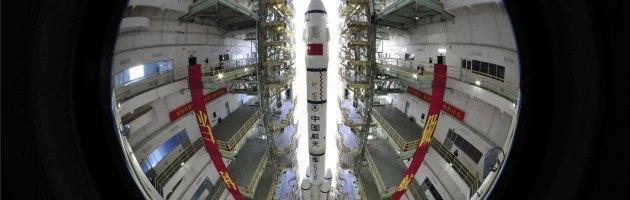 Navicella Spaziale Cina