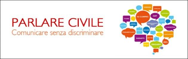 """""""Parlare civile"""", un vademecum per comunicare senza discriminare"""
