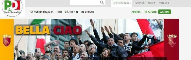 """Ballottaggio Roma 2013, il saluto romano per Alemanno e lo """"sberleffo"""" del Pd"""