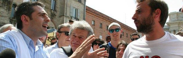 Parma, Pizzarotti cacciato dalla manifestazione contro l'inceneritore