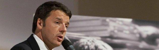 "Pd, Renzi: ""Io vittima di tiro al piccione"". Ai dirigenti: ""Datevi una mossa"""