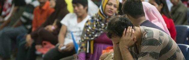 """Onu: """"Nel 2012 ogni 41 secondi un essere umano è diventato rifugiato o sfollato"""""""