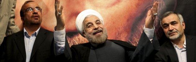 """Iran, Rohani """"il moderato"""" vince le elezioni. Teheran esulta, falchi occidentali spiazzati"""
