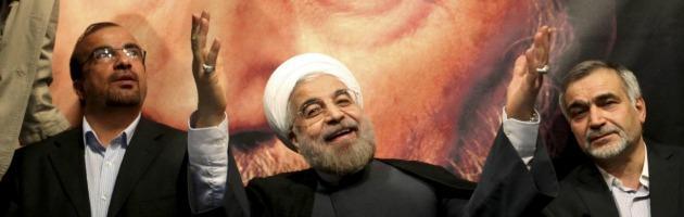 """Iran, Rohani annuncia: """"Maggiore trasparenza sul nucleare e moderazione"""""""
