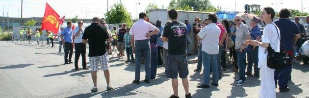 Parma, Cft: lo sciopero è ammesso, ma restano i bodyguards (video)