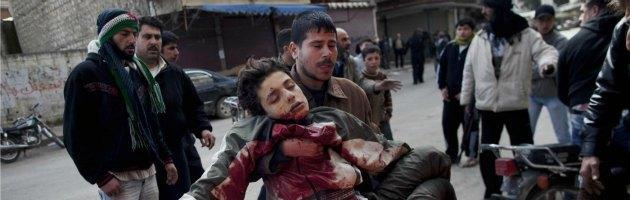 "Siria, stampa Usa: ""Cia addestra ribelli"". A Damasco uccisi tre bambini"