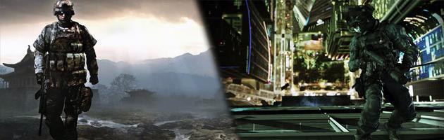 E3 Los Angeles 2013, giochi di guerra: Call of Duty, Ghosts e Battlefield 4