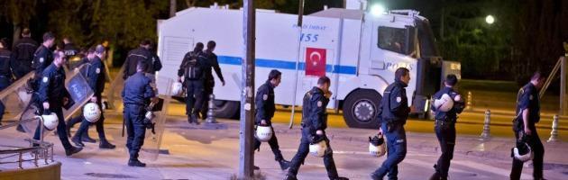 Scontri Turchia