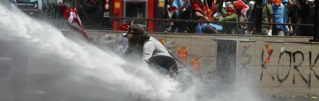 Scontri Piazza Taksim
