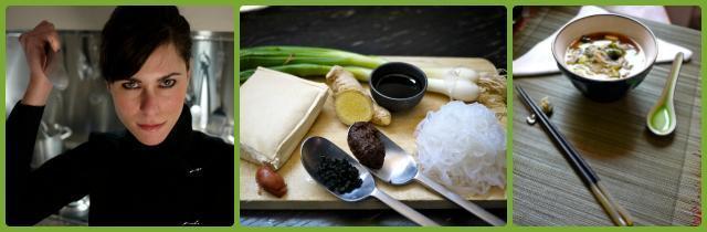 La ricetta di Alessia Vicari: dall'Oriente gli spaghetti konjac al miso