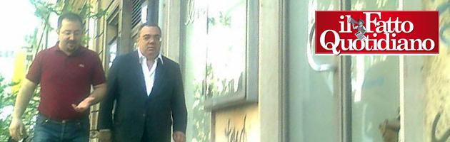 I rapporti di De Gregorio con Colangelo, l'uomo vicino al boss della 'ndrangheta