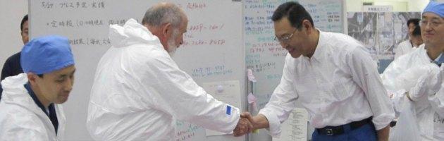 """Fukushima, """"le vostre pile per raffreddare il reattore"""". Addio all'eroe Yoshida"""