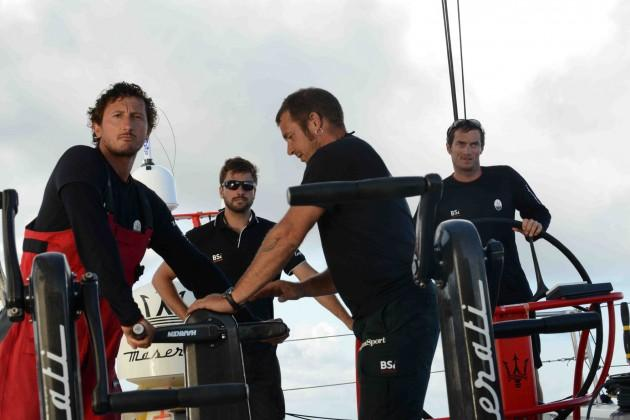 Transpac Race 2013 – Vento in poppa per Maserati a 500 miglia da Honolulu