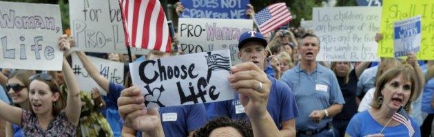 """Texas, approvata la legge anti-aborto più severa degli Usa. """"Proteggiamo la vita"""""""