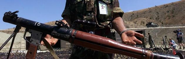 Armi, l'export italiano vale 2,7 miliardi. Anche verso i paesi in guerra