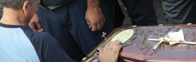 Incidente Avellino - Funerali delle vittime